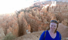 Íde in Bryce Canyon